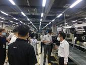 Giám sát chặt công tác phòng chống dịch tại các nhà máy trước khi hoạt động trở lại