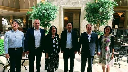 Thúc đẩy hợp tác thương mại, lao động và bảo hộ công dân giữa Việt Nam và Israel