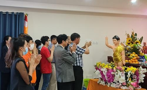 Cộng đồng người Việt tại Mozambique tổ chức Đại lễ Phật Đản Vesak 2021