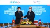 AFD hỗ trợ 100 triệu USD cho BIDV để tài trợ các doanh nghiệp trong lĩnh vực năng lượng tái tạo, tiết kiệm năng lượng