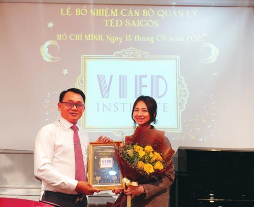 Viện phát triển Giáo dục Việt Nam Thành lập Trung tâm Giáo dục  phát triển tài năng Saigon chi nhánh tại Hà Nội