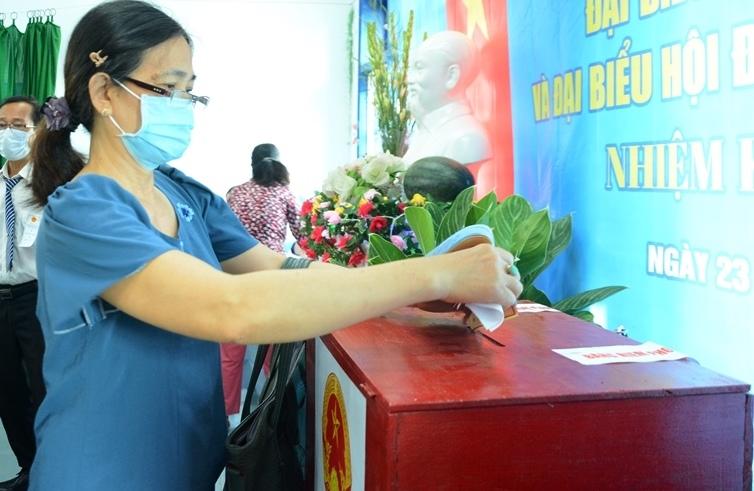 Quảng Ngãi Bầu thêm đại biểu HĐND tại huyện Bình Sơn