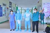 Đà Nẵng Bệnh nhân COVID-19 đầu tiên trong chuỗi lây nhiễm tại Khu Công nghiệp An Đồn xuất viện