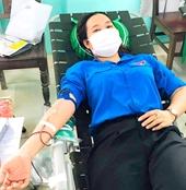 Tuổi trẻ Đại Lộc hiến máu vì cộng đồng