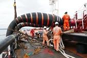 Vinh quang BSR 12 năm, 80 triệu tấn dầu thô
