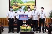 Phó Tổng giám đốc EVN thăm hỏi, động viên cán bộ, nhân viên Công ty Điện lực Bắc Giang