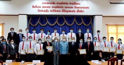 Bài 5 Kết tình ý nghĩa và thiết thực trong quan hệ hai nước Việt - Lào