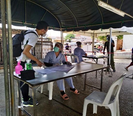 Bài 3 Hỗ trợ thủ đô Vientiane phòng, chống dịch bệnh COVID-19 an toàn