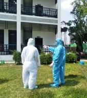 Đề xuất phương án xây dựng bệnh viện dã chiến tại Savannakhet Lào