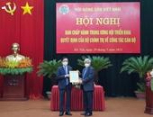 Đồng chí Lương Quốc Đoàn giữ chức Chủ tịch Trung ương Hội Nông dân Việt Nam