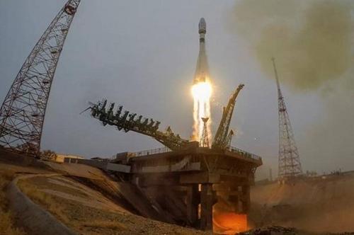 Nga phóng 36 vệ tinh viễn thông Anh