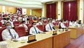 Hà Tĩnh Tiếp tục triển khai thực chất, hiệu quả Nghị quyết Trung ương 4 gắn với Chỉ thị 05 của Bộ Chính trị