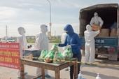 Trao tặng hơn 500 suất quà cho công nhân Bắc Giang