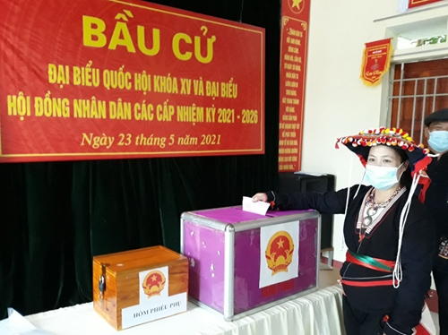 Phú Thọ Công bố danh sách 70 đại biểu trúng cử HĐND tỉnh