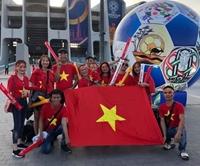 Vòng loại World Cup 2022 khu vực châu Á được phép mở cửa đón 30 khán giả