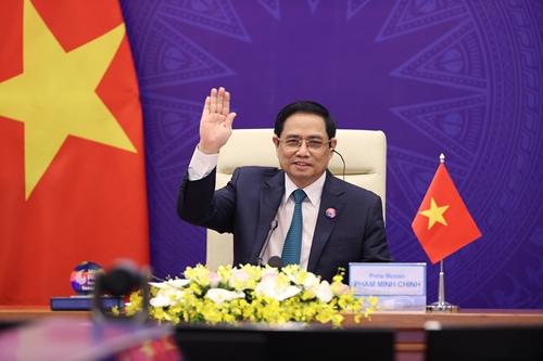 Việt Nam – đối tác tin cậy về tăng trưởng xanh vì sự phát triển bền vững