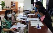 Bảo hiểm xã hội Việt Nam làm việc giãn cách