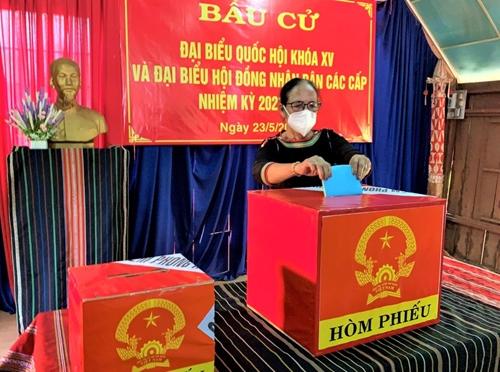Đắk Lắk 03 đơn vị phải tổ chức bầu cử lại