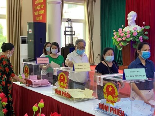 Hà Nội Bầu cử lại đại biểu HĐND cấp xã tại 2 đơn vị của huyện Phú Xuyên và Mê Linh