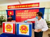 TP Hồ Chí Minh Công bố danh sách người trúng cử đại biểu HĐND Thành phố