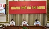 TP Hồ Chí Minh tập trung xử lý dứt điểm các ổ dịch lớn trong 1- 2 tuần tới