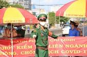 TP Hồ Chí Minh tạm dừng hoạt động các chốt, trạm kiểm dịch phòng, chống dịch COVID-19