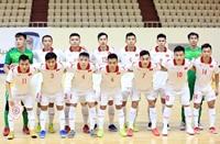Vòng chung kết Futsal World Cup 2021 ĐT Việt Nam ra quân gặp Brazil