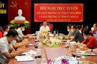 Tăng cường phối hợp trong triển khai Dự án tuyến cao tốc Hòa Bình - Mộc Châu