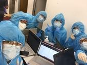 Sinh viên Khoa Y ĐHQG-HCM ra quân, hỗ trợ lấy mẫu diện rộng tại Khu Công nghệ cao