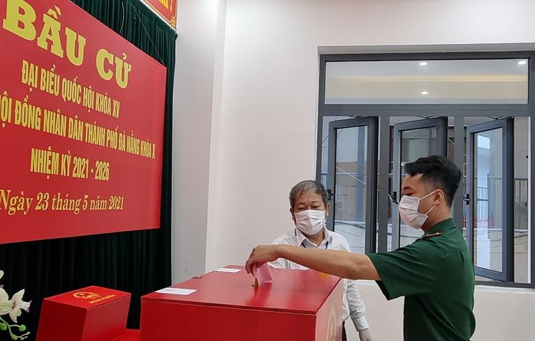 Khánh Hoà 99,56 cử tri toàn tỉnh đã đi bầu cử