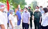 Bí thư Thành ủy Hà Nội Đinh Tiến Dũng Cách ly tập trung vẫn là giải pháp hàng đầu