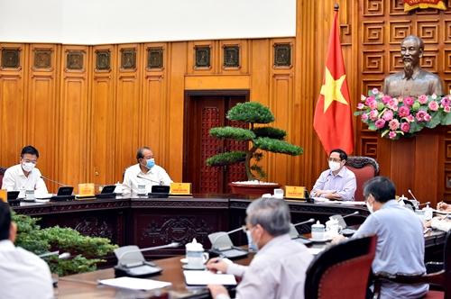 Thủ tướng yêu cầu Bộ Tư pháp đổi mới công tác xây dựng pháp luật