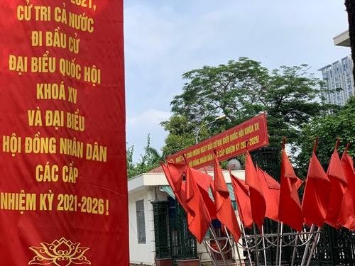 Ninh Bình Cuộc bầu cử thành công tốt đẹp