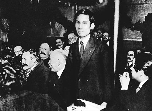 Chủ tịch Hồ Chí Minh với khát vọng Tự do cho đồng bào tôi, độc lập cho Tổ quốc tôi