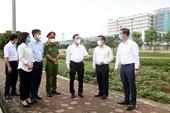 Hà Nội thành lập 15 đoàn kiểm tra công tác phòng, chống dịch và kỳ thi lớp 10