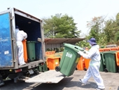 Cần xử lý rác thải có nguy cơ lây nhiễm dịch COVID-19 như rác y tế nguy hại