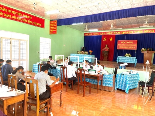 NHCSXH Quảng Ngãi Quyết vượt khó, dốc toàn lực giúp dân thoát nghèo