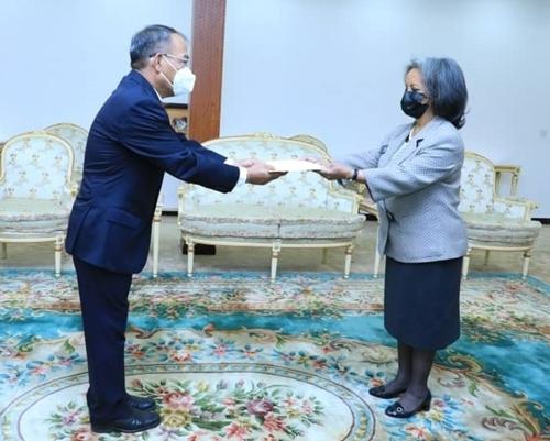 Nỗ lực thúc đẩy quan hệ hợp tác nhiều mặt giữa Việt Nam và Ethiopia