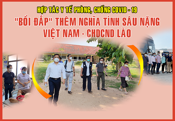 Thúc đẩy quan hệ Việt - Lào mãi mãi xanh tươi, đời đời bền vững