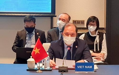 ASEAN-Trung Quốc bàn về thực hiện Tuyên bố về ứng xử của các bên ở Biển Đông
