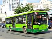 Thành phố Hồ Chí Minh tạm dừng thêm 18 tuyến xe buýt