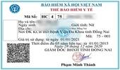 Khẩn trương triển khai sử dụng hình ảnh thẻ BHYT trên ứng dụng VssID trong KCB