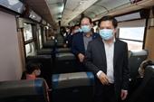 Doanh thu vận tải đường sắt sụt giảm mạnh do dịch COVID-19