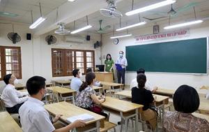 Hà Nội 184 điểm thi THPT phải tổ chức diễn tập, không để lúng túng