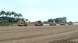 Thông xe cao tốc đoạn Cao Bồ - Mai Sơn vào cuối năm