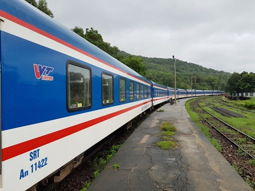 Bỏ qui định về mức thu phí, giá thuê sử dụng kết cấu hạ tầng đường sắt quốc gia