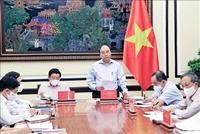 Triển khai Đề án Chiến lược xây dựng và hoàn thiện Nhà nước pháp quyền XHCN Việt Nam