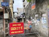 Chùm ca bệnh ở Đông Anh Hà Nội  Ghi nhận thêm 3 ca mắc COVID-19 mới