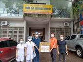 Trao tặng 20 000 khẩu trang y tế cao cấp Mebilook cho CDC Bắc Giang