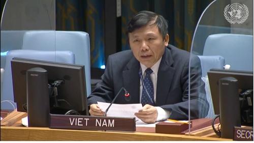 Việt Nam kêu gọi tăng cường các nỗ lực bảo vệ thường dân tại Sudan